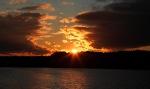 Sunset at Huntington Tue 01