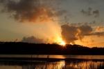 Sunset in Murells Inlet Mon 02
